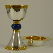 Wine Goblets, Art Deco Period, Sacred Art, Roman Catholic, Line Design, Traditional Design, Altar, Chen, Metal Working