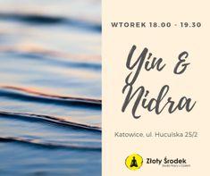 Zajecia Yin & Nidra w Katowicach