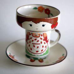 Bolacha com chá