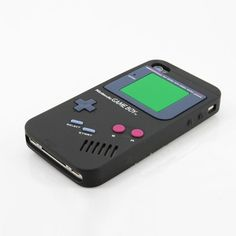 it's a gameboy YAY noooo wait it's a iphone disguised as a gameboy  LOL :P wanna have it NOW!!!