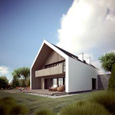3xhouse by Ewa Gawron, via Behance