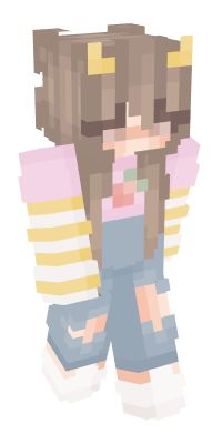 Check out our list of the best Pastel Minecraft skins. Minecraft Mädchen Skins, Minecraft Skins Aesthetic, Cute Minecraft Houses, Hama Beads Minecraft, Minecraft Blueprints, Cool Minecraft, Minecraft Buildings, Perler Beads, Minecraft Banner Designs
