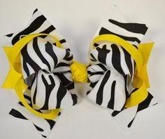 Make a Boutique Hair Bow