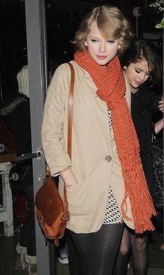 Taylor Swift Scarf