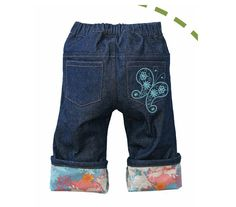 'Pomona Fit' Jeans and Shorts by ProjectPomona on Etsy