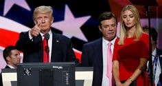 The Justice Department requested bank records of President Trump's former campaign manager Paul Manafort, according to a report. Donald Trump, Mr Trump, Ukraine, Us Election 2016, Trump Daughter, Presidential Polls, Paul Manafort, Report, Journaling