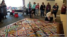 Quiltville's Quips & Snips!!: Scrappy Trippin' with the Quilter's Plus Quilters!...