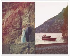 Destination wedding in Italy: Shelli + Chris | Real Weddings | 100 Layer Cake