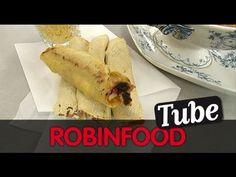 "ROBINFOOD / Romesco ""Salomé"" + Burrito de atún claro"