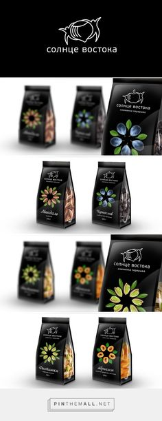 Eastern Sun - dried nuts by Shemanoff. Pin curated by #SFields99 #packaging #design