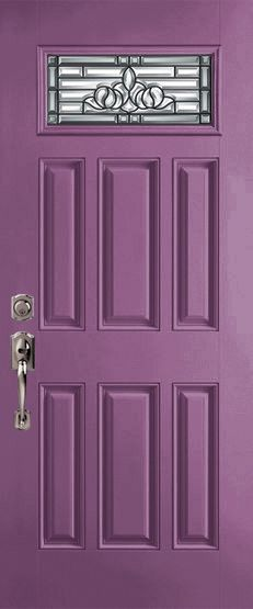 Colour Me Radiant Contest - Favorite door:) Best Yet, Home Trends, Colour Palettes, Color Of The Year, Amazing Things, Curb Appeal, Giveaways, Orchid, Home Improvement