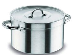 LACOR 20021 DEEP CASSEROLE 20 CMS. CHEF-ALU ** Remarkable product available now. : Bakers and Casseroles