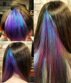 Try 70 Geode Hair Trend For Your Summer 70
