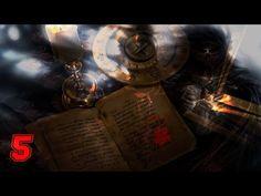 5 spaventosi libri di magia - YouTube