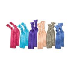 twistband™ Hair Tie 12-pack, $18.00 #birchbox