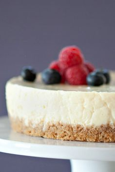 Vanilla Cheesecake #PressureCookerRecipes