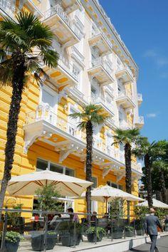 Our Bristol Hotel Opatija www.vi-hotels.com/bristol