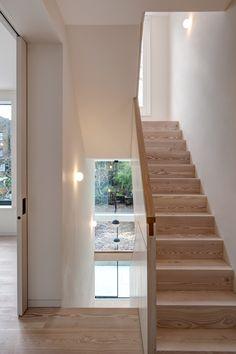 London Townhouse - Warehouse Architecture - Minimal Design