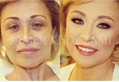 Samer Khouzami, my favourite makeup artist!
