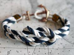 ACK Latitude from Kiel James Patrick.  Such a cute summer-y bracelet!