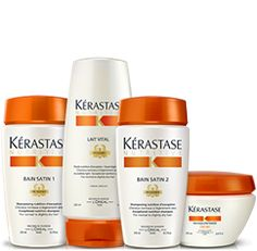 nutritive soin cheveux secs shampoing masque cheveux srum krastase e - Kerastase Cheveux Colors