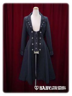 Albert jacket - black | #AliceAndThePirates #AatP