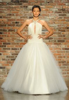 Hayley Paige Spring 2014 Wedding Dresses | The Knot Blog – Wedding Dresses, Shoes, & Hairstyle News & Ideas | Click through for all styles in the collection