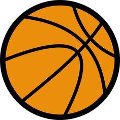 basketball clipart | Basketball clip art - vector clip art online, royalty free & public ...