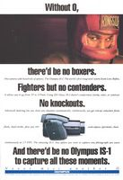 Olympus IS-1 1991 Ad Picture