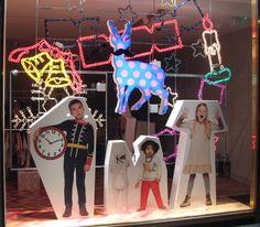 Stella McCartney: London Kids #retail #windows