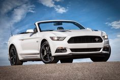 2018 Ford Mustang Convertible Officially Unveiled