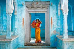 rajasthan-india-woman  Calgary marketing agency www.arcreactions.com