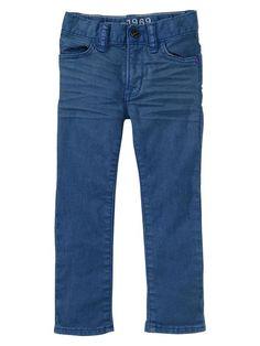 GAP Toddler Boy blue skinny jeans (R203)