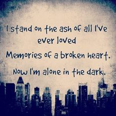 Memories of A Broken Heart. Crown The Empire.