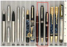 Montblanc 164 Meisterstück Ballpoint Pen