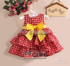 Wholesale Discount Girl Dresses Top Beige Toddler Christmas Baby Ball Tutus Polka Dot Flora Dress Baby Clothes Kids Formal, Free shipping, $11.57/Piece | DHgate Mobile