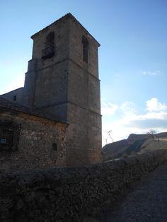 Torre de la Iglesia de la Trinidad