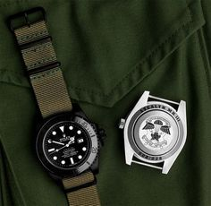 Project X British Military Stealth Rolex