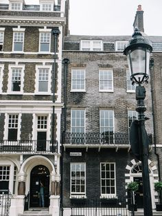 bedford square architecture