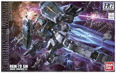 HG 1/144 RGM-79 GM Gundam Thunderbolt Ver. Just Added Box Art and NEW Official Images, Info Release http://www.gunjap.net/site/?p=299837