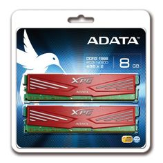 """""""Week 2 of 3 of the Futurelooks Weekly Giveaway is ON! This week we're giving away an 8GB XPG v1.0 1866MHz DDR3 Memory Kit ADATA USA! Enter Now! http://wp.me/prfPe-8IK """""""