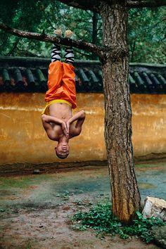 Buddhism | Steve McCurry - Henan Province, China