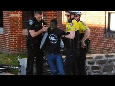 """""""Running While Black"""": Protests Swell over Death of Freddie Gray in Baltimore Police Custody - YouTube"""
