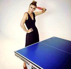 Мария: Вот так надо играть в настольный теннис - Nasha Masha - Блоги - Sports.ru
