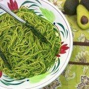 Spinach Avocado Alfredo Sauce – The Recipe ReDux