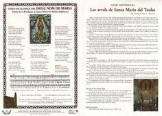 Goigs nº 088 - Dolç Nom de Maria - BCN - 2008