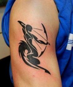 5 Tattoo Zodiac Sagittarius