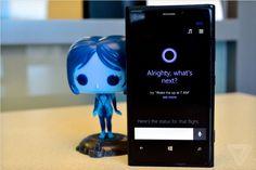 The story of Cortana, Microsoft's Siri killer; Tom Warren; April 2, 2014
