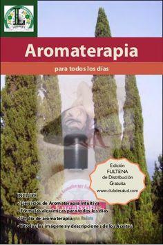 El libro de la aromaterapia para todos en Curso Gratis