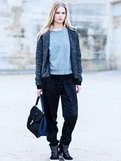 How to be the Best Dressed in Your Yoga Class via @WhoWhatWearUK